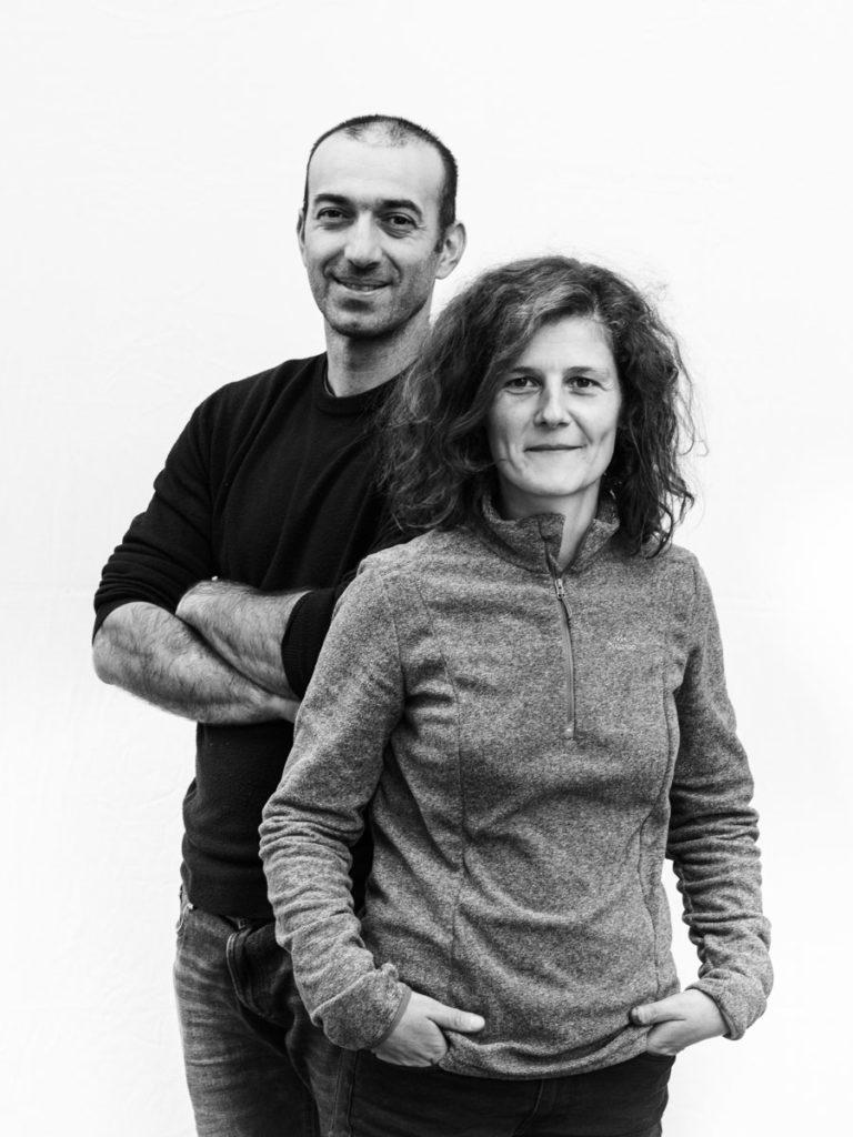 Aline Solignac & Philippe Roussel